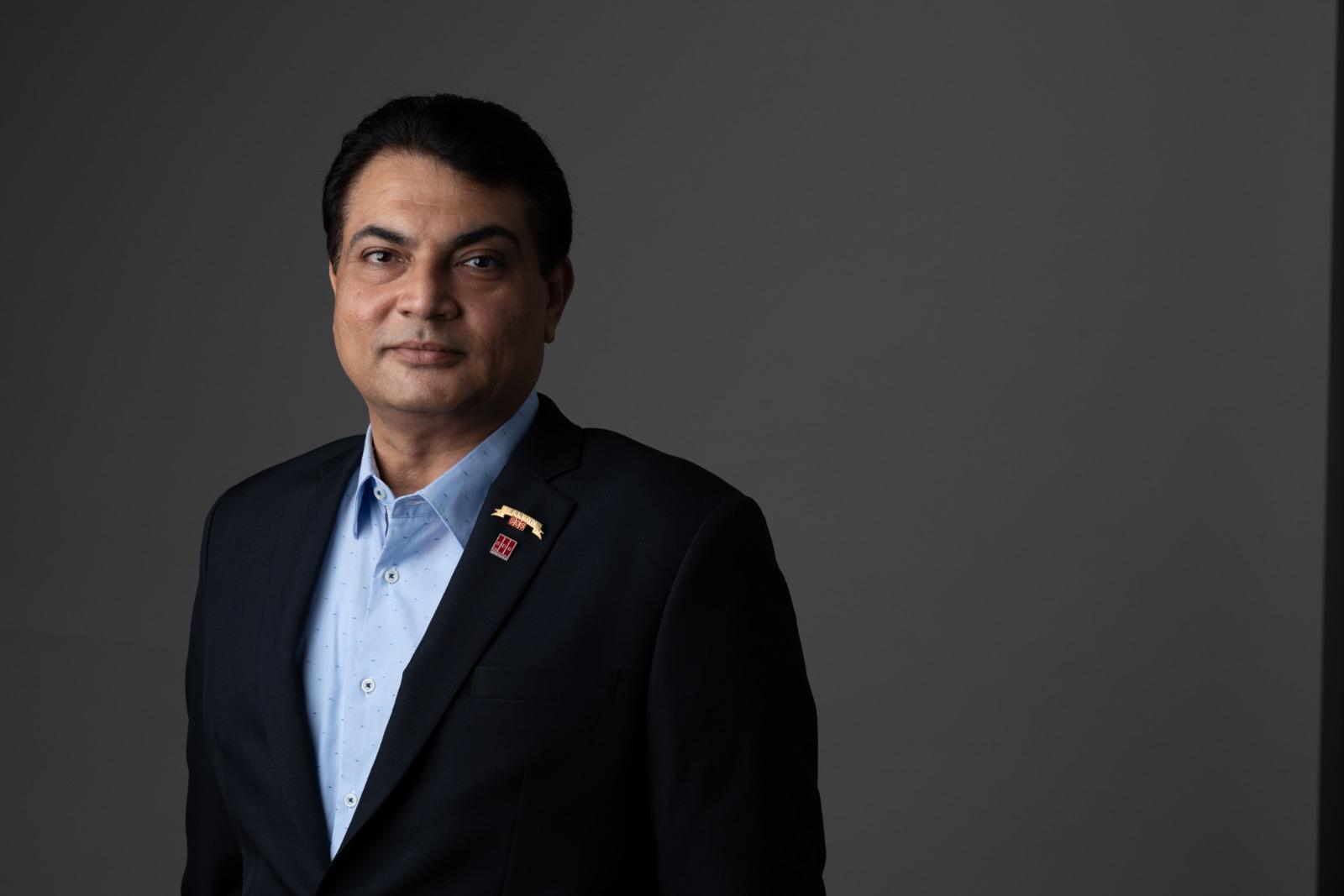 Rajesh R. Shah